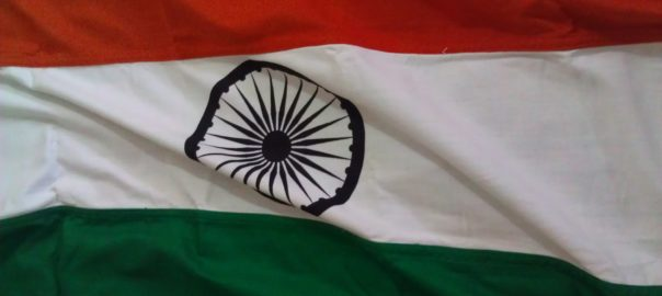 The Indian National Flag