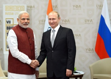 Modi and Putin inaugurate Kudankulam Nuclear power plant