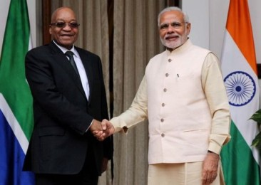 India inks strategic cooperation agreement with South Africa