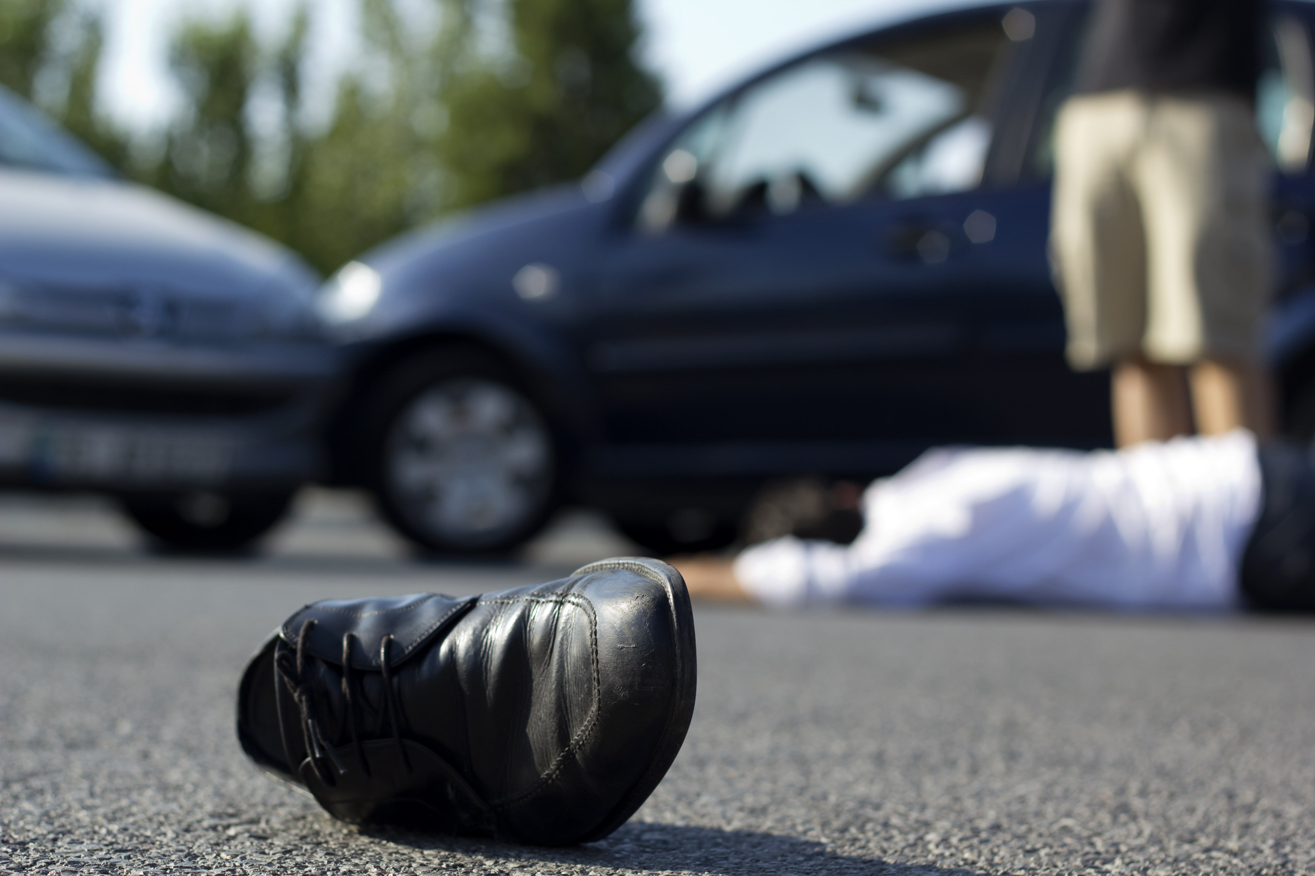 Though there have been instances where people in the capital have stretched a helping hand to save lives, but many road accident victims die because the passers by turn a blind eye