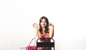 Comedian Kaneez Surkha takes her funny business very seriously