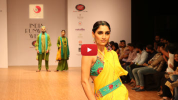 India Runway Fashion Week, 2016