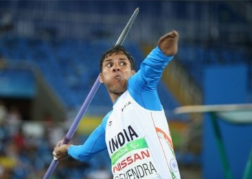 Devendra Jhajharia: The leading light for India at Paralympics 2016