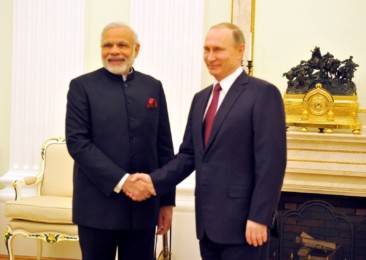 India and Russia rejuvenates strategic bilateral relations