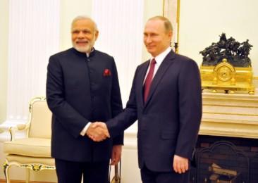India and Russia rejuvenates strategic bilateral relations