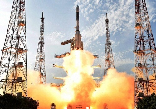 India launches first private sector satellite
