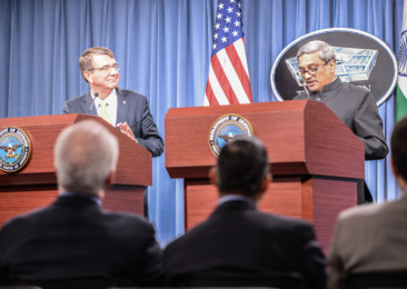 Indo-US Strategic Relations Boosted by LEMOA
