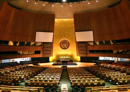 India condemns the UN Security Council for being 'outdated' and 'frosted'