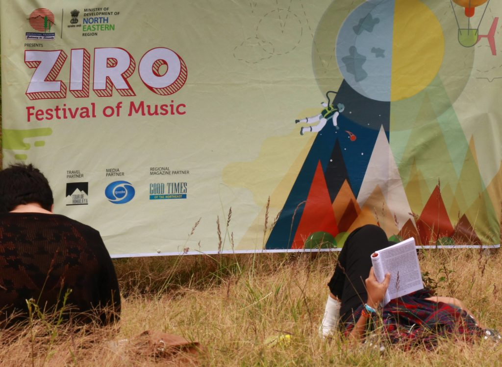 The Ziro Festival of Music, 2016.