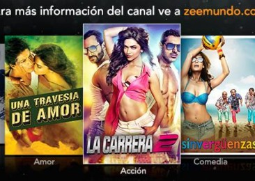 Zee Mundo introduced in the US Spanish market