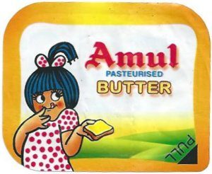 Utterly, Butterly, Delicious- Advertisements for Amul butter have amused all for decades now.