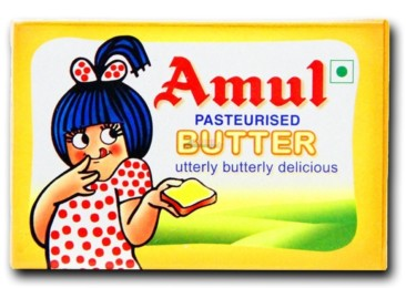 Amul producing ads with a twist for decades