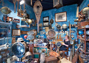 Flea Markets of Paris -Searching for treasures in the City of Light