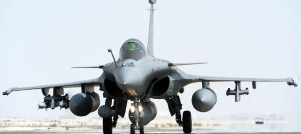 With airborne control systems, the Rafale can hit enemy targets while staying out of range of their fighter jets and can also provide the additional firepower if needed