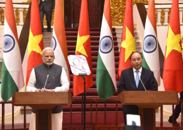 India and Vietnam build Comprehensive Strategic Partnership