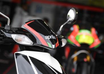Aprilia sets path breaking trend in two-wheeler segment