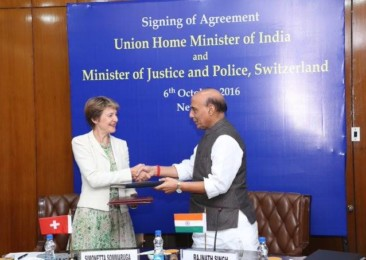 India and Switzerland ink strategic agreements