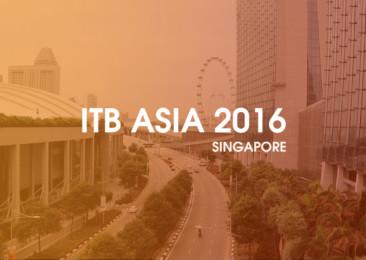 ITB ASIA 2016 in Singapore
