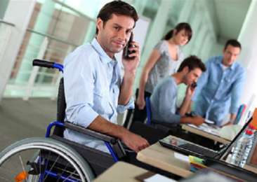 Differently-abled employees in India