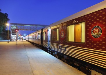 Maharajas Express bags the Luxury Hospitality and Lifestyle award
