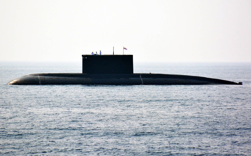 Arihant's inclusion in the Navy's fleet is seen as a giant leap