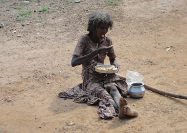 Freedom from Hunger – a luxury in India?