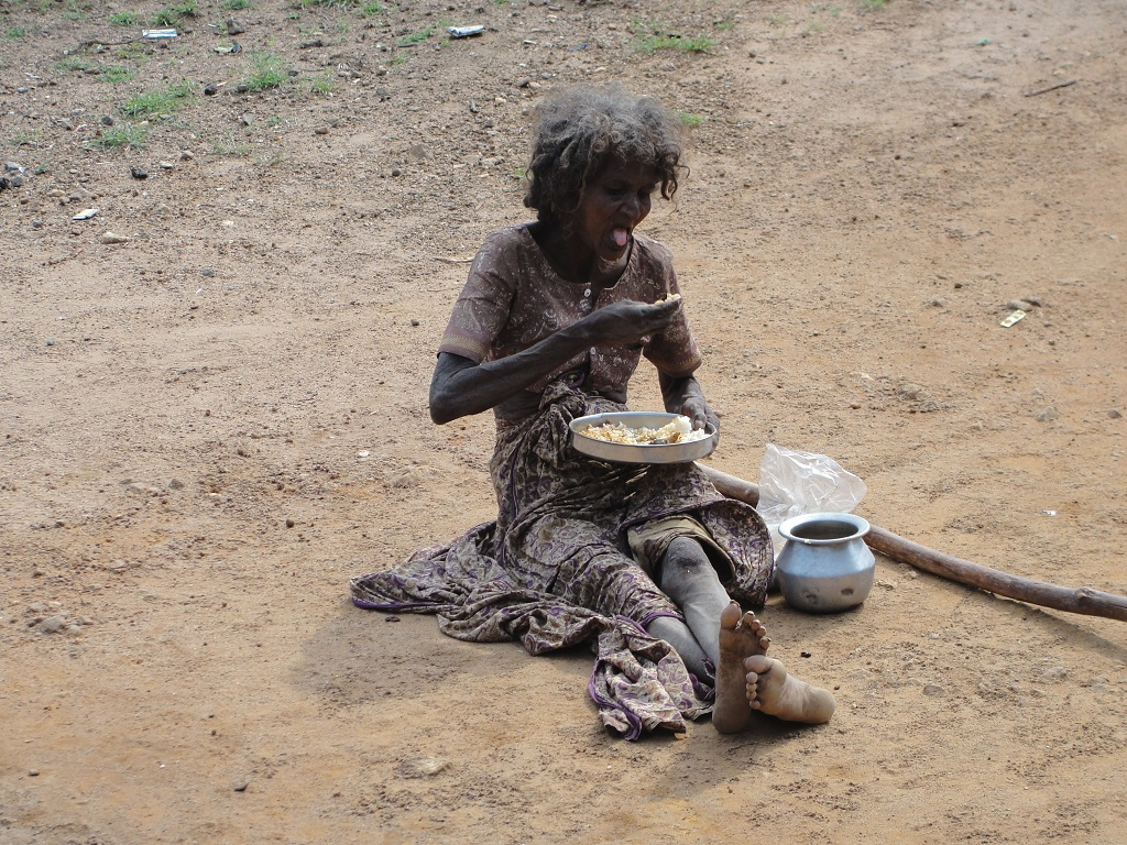 Freedom From Hunger A Luxury In India Media India Group - Is india a poor country