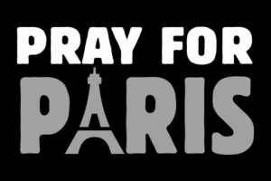 After the Paris Attacks in 2015, netizens showed solidarity with victims and their families by using 'Pray for Paris'.