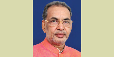 Radha Mohan singh – Agricultural Minister of India
