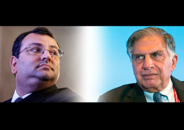 Tata Sons sacks Cyrus Mistry, Ratan Tata at the helm