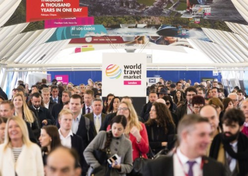 India shows a strong presence at WTM London 2018