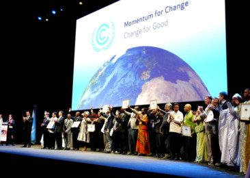 Indian women honoured with UN Climate Solutions Award