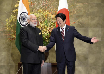 India and Japan tied with diplomacy on nuclear deal