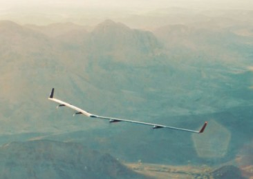 Solar powered plane by Facebook to provide internet in India