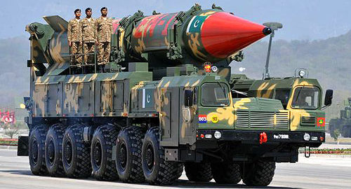 According to the report, satellite images of Pakistan army units and air force bases seem to show mobile launchers and underground facilities that might be related to nuclear forces