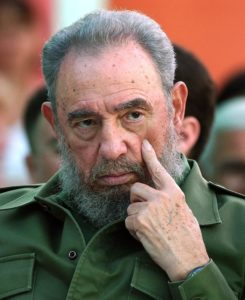 Fidel Castro was actively involved in politics until 2006