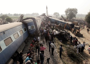 Cattle class rail safety in India makes bullet train dreams ludicrous