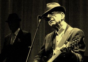 Leonard Cohen – the poet, the fedora, the baritone