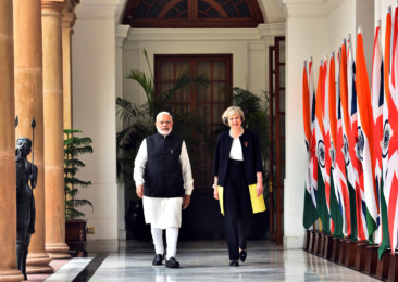 May promises to relax Indian business travel norms to UK