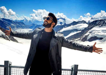 Switzerland Tourism appoints Ranveer Singh as brand ambassador for India