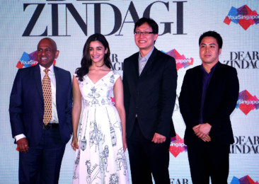 Singapore Tourism Board partners with Bollywood movie 'Dear Zindagi'