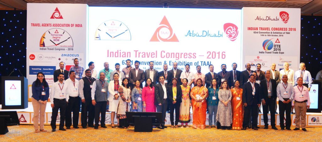 The 63rd Convention and Exhibition of TAAI charms Abu Dhabi with a huge success
