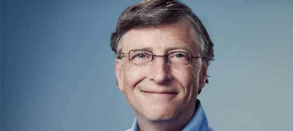 Bill Gates through his Bill and Melinda Gates Foundation has been working towards various social problems that India faces