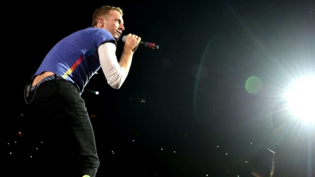 Chris Martin still remains the heartthrob of a number of Indian music lovers