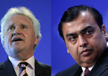 Reliance Industries and General Electric enter global partnership