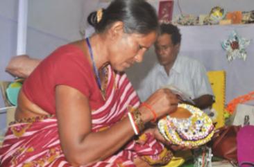 ORMAS, Odisha