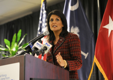 Indian origin Nikki Haley being touted as the next US Secretary of State