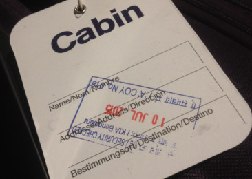 Five Indian airports to do away with cabin baggage tags