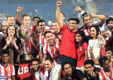 Atlético de Kolkata rides high on European contribution to clinch ISL 2016