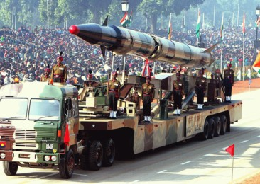 India to test Agni V; Beijing within range